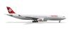 Herpa 504775 1-500 Swiss Air Lines Airbus A330-300
